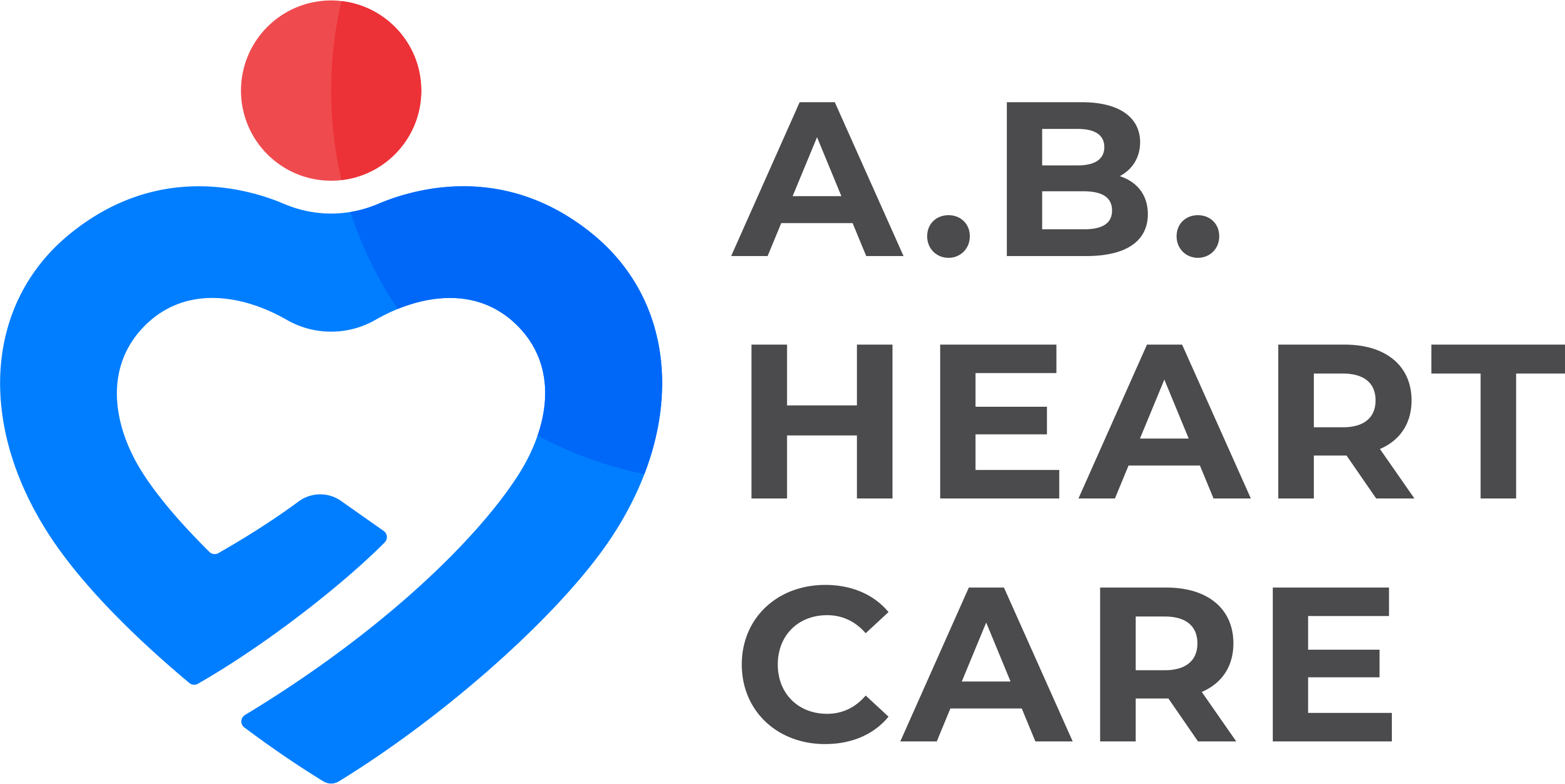 AB heart care logo