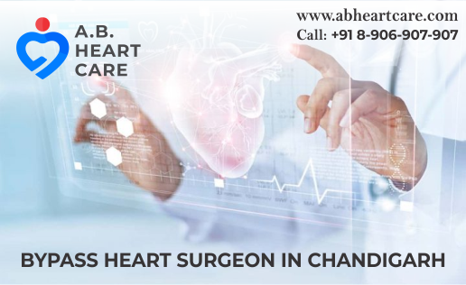 Bypass Heart Surgeon in Chandigarh