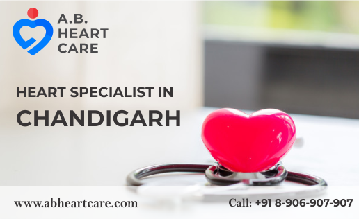 heart specialist in chandigarh