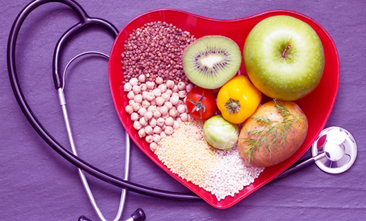 Healthy lifestyle is a way to prevent heart surgery
